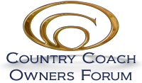 Country Coach Forums
